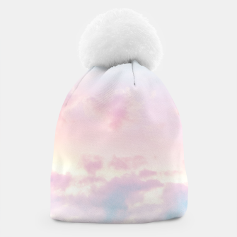 Thumbnail image of Unicorn Pastel Clouds #2 #decor #art Mütze, Live Heroes