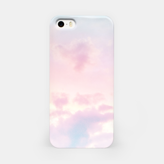 Thumbnail image of Unicorn Pastel Clouds #2 #decor #art iPhone-Hülle, Live Heroes