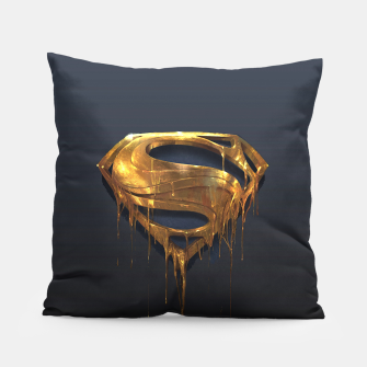 Thumbnail image of American Icon Pillow, Live Heroes