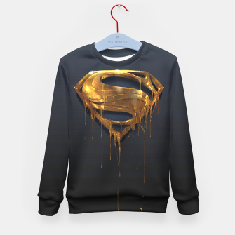 Thumbnail image of American Icon Kid's sweater, Live Heroes
