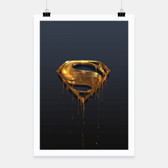Thumbnail image of American Icon Poster, Live Heroes