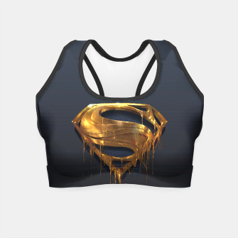 Thumbnail image of American Icon Crop Top, Live Heroes
