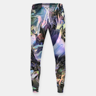 Thumbnail image of Bouquet Cotton sweatpants, Live Heroes
