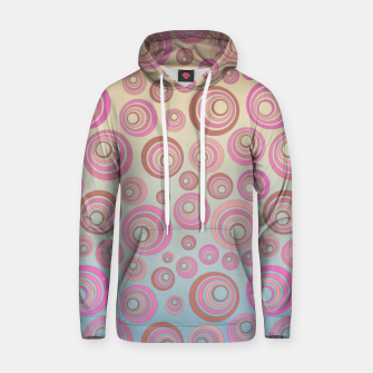 Thumbnail image of Happy Hippy Hoops Retro Cotton hoodie, Live Heroes