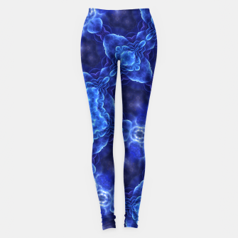 Thumbnail image of SOA Star Blue Leggings, Live Heroes