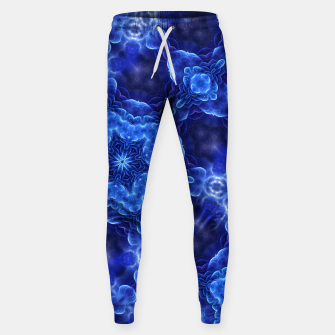 Thumbnail image of SOA Star Blue Cotton sweatpants, Live Heroes