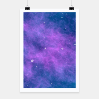 Thumbnail image of  Starry Night Skies - 06 Poster, Live Heroes