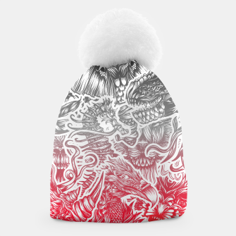 Thumbnail image of Animals Color Beanie, Live Heroes