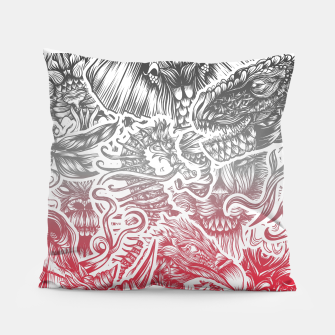 Thumbnail image of Animals Color Pillow, Live Heroes