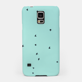 Miniatur Flying birds 2 Samsung Case, Live Heroes