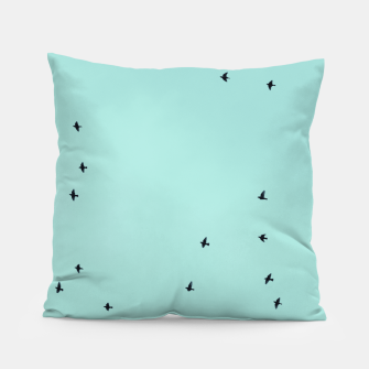 Thumbnail image of Flying birds 2 Pillow, Live Heroes