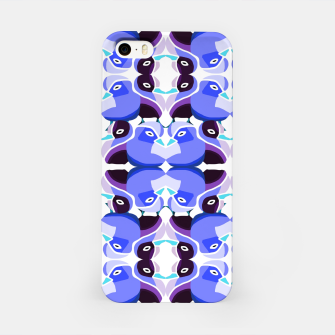 Thumbnail image of Pato Azul iPhone Case, Live Heroes