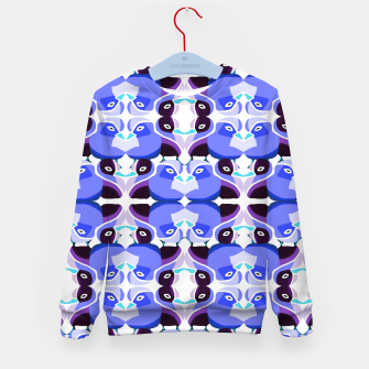 Thumbnail image of Pato Azul Kid's sweater, Live Heroes