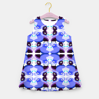 Thumbnail image of Pato Azul Girl's summer dress, Live Heroes