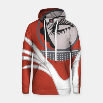 Thumbnail image of Art Deco Beauty Cotton hoodie, Live Heroes