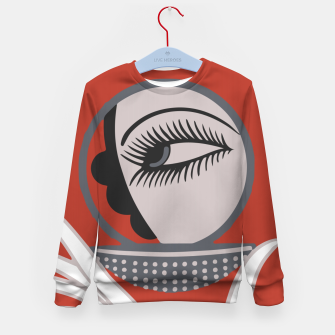 Thumbnail image of Art Deco Beauty Kid's sweater, Live Heroes