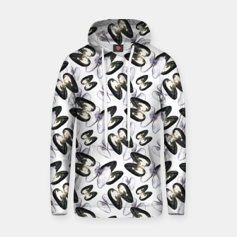 Thumbnail image of Unio Crassus Pattern Cotton hoodie, Live Heroes