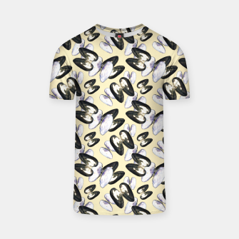 Thumbnail image of Unio Crassus Pattern in Beige T-shirt, Live Heroes