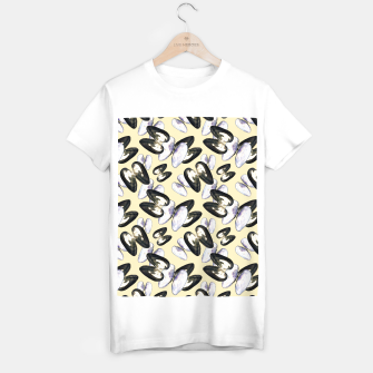 Thumbnail image of Unio Crassus Pattern in Beige T-shirt regular, Live Heroes