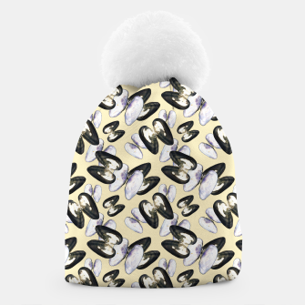 Thumbnail image of Unio Crassus Pattern in Beige Beanie, Live Heroes