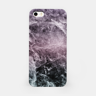Thumbnail image of Enigmatic Dark Night Marble #1 #decor #art iPhone-Hülle, Live Heroes