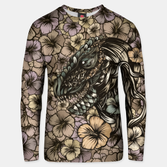 Thumbnail image of T-Rex Cotton sweater, Live Heroes