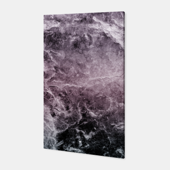 Thumbnail image of Enigmatic Dark Night Marble #1 #decor #art Canvas, Live Heroes