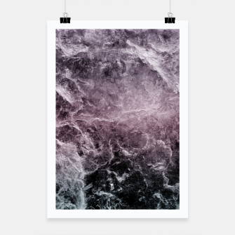 Thumbnail image of Enigmatic Dark Night Marble #1 #decor #art Plakat, Live Heroes