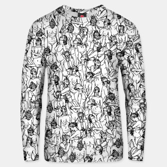 Thumbnail image of Unveiled Cotton sweater, Live Heroes