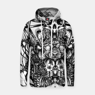 Thumbnail image of Totem Cotton hoodie, Live Heroes