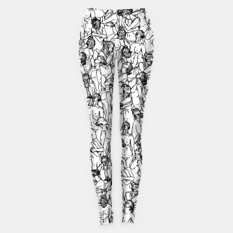Thumbnail image of Unveiled Leggings, Live Heroes