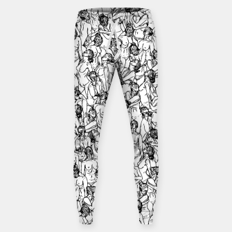 Thumbnail image of Unveiled Cotton sweatpants, Live Heroes