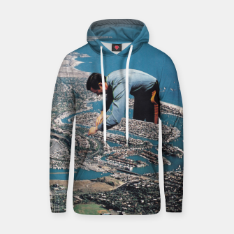 Thumbnail image of Urban Planning Cotton hoodie, Live Heroes