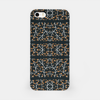 Thumbnail image of Floral Lace Stripes Print Pattern iPhone Case, Live Heroes