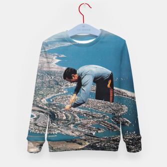 Thumbnail image of Urban Planning Kid's sweater, Live Heroes