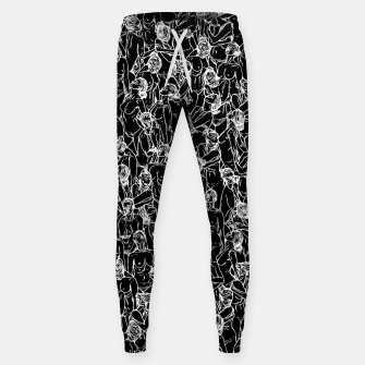 Thumbnail image of Unveiled II Cotton sweatpants, Live Heroes