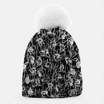Thumbnail image of Unveiled II Beanie, Live Heroes