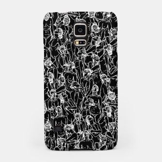Thumbnail image of Unveiled II Samsung Case, Live Heroes