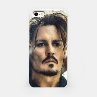 Thumbnail image of Johnny Depp iPhone Case, Live Heroes