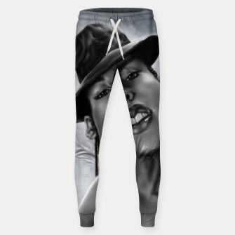 Thumbnail image of Alicia Keys Cotton sweatpants, Live Heroes