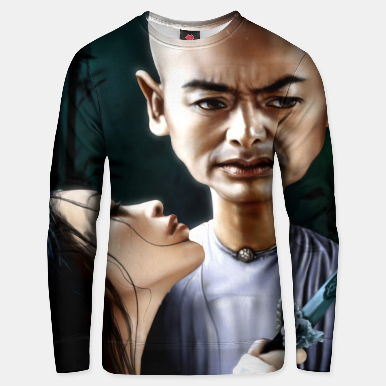 Image of Chow Yun Fat Cotton sweater - Live Heroes