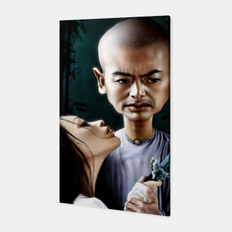 Thumbnail image of Chow Yun Fat Canvas, Live Heroes