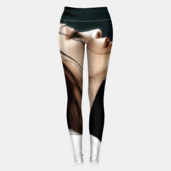 Thumbnail image of Chow Yun Fat Leggings, Live Heroes