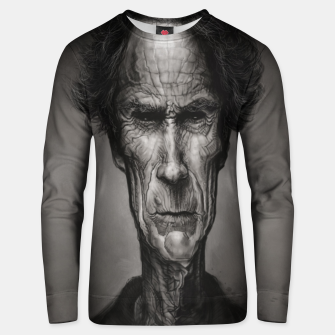 Thumbnail image of Clint Eastwood Cotton sweater, Live Heroes