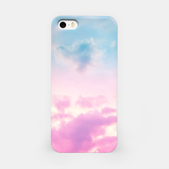 Thumbnail image of Unicorn Pastel Clouds #3 #decor #art  iPhone-Hülle, Live Heroes