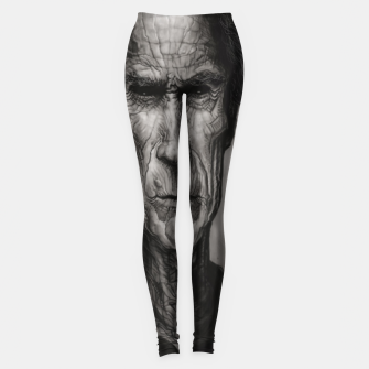 Thumbnail image of Clint Eastwood Leggings, Live Heroes