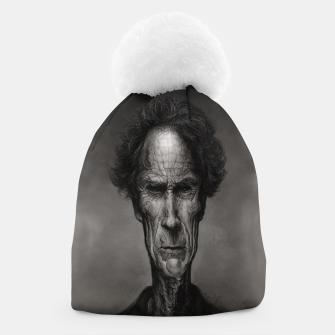 Thumbnail image of Clint Eastwood Beanie, Live Heroes