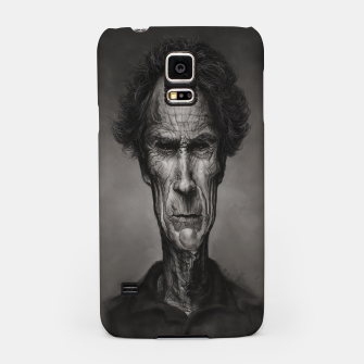 Thumbnail image of Clint Eastwood Samsung Case, Live Heroes
