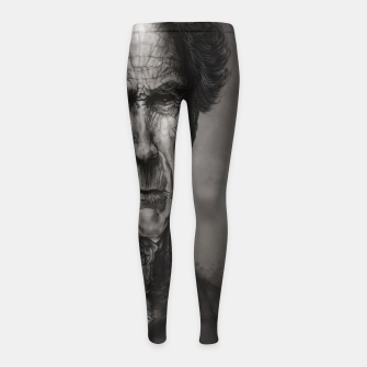 Thumbnail image of Clint Eastwood Girl's leggings, Live Heroes