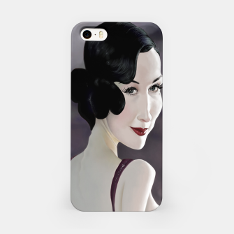 Thumbnail image of Dita von Teese iPhone Case, Live Heroes